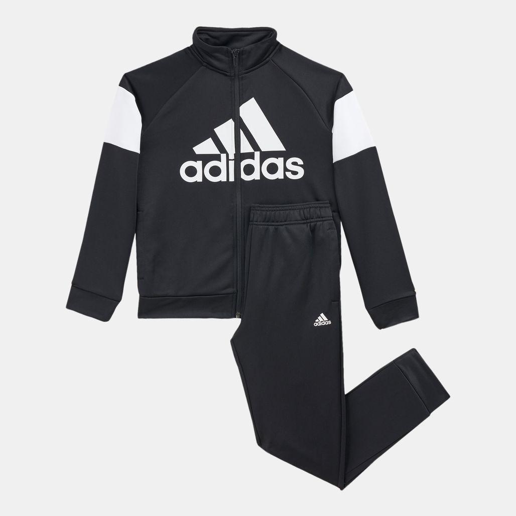 adidas Kids' Badge Of Sport Tracksuit (Older Kids)