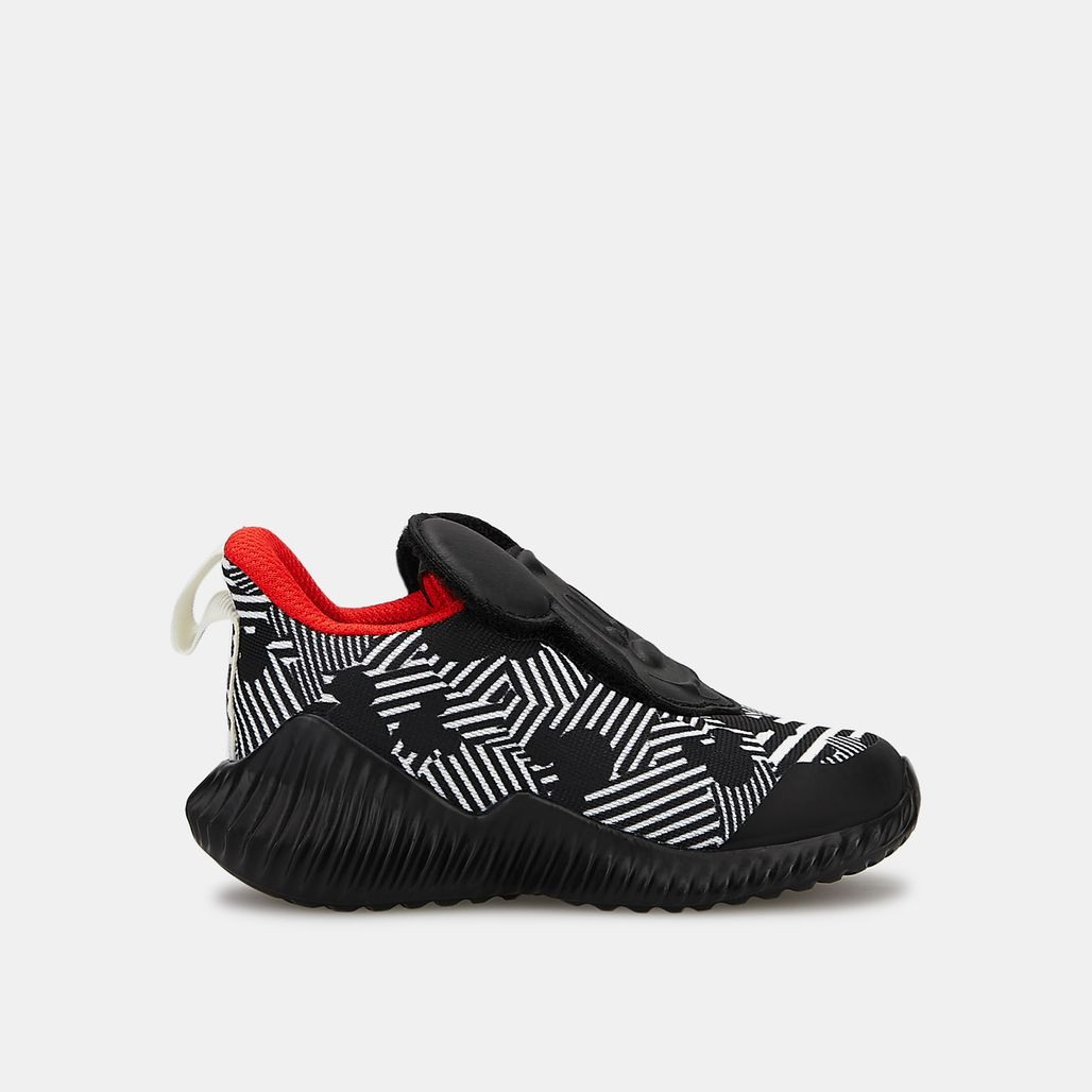 adidas Kids' FortaRun X Mickey Shoe Shoe (Baby and Toddler)