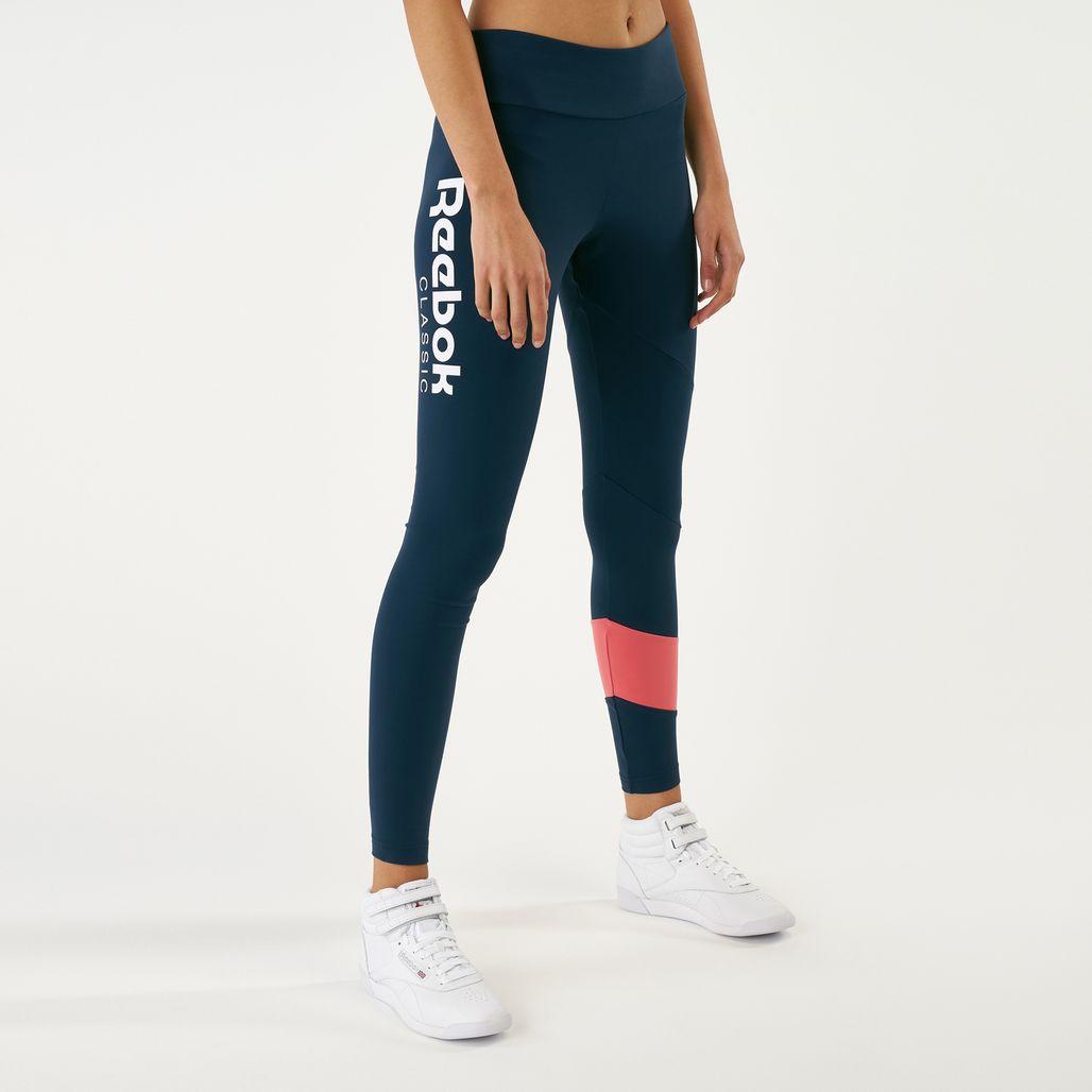 Reebok Women's Classics Advanced Leggings