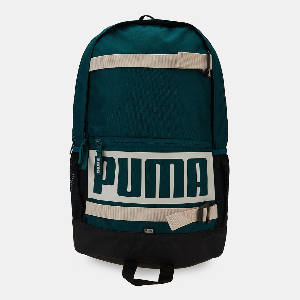PUMA Men's Deck Backpack - Green