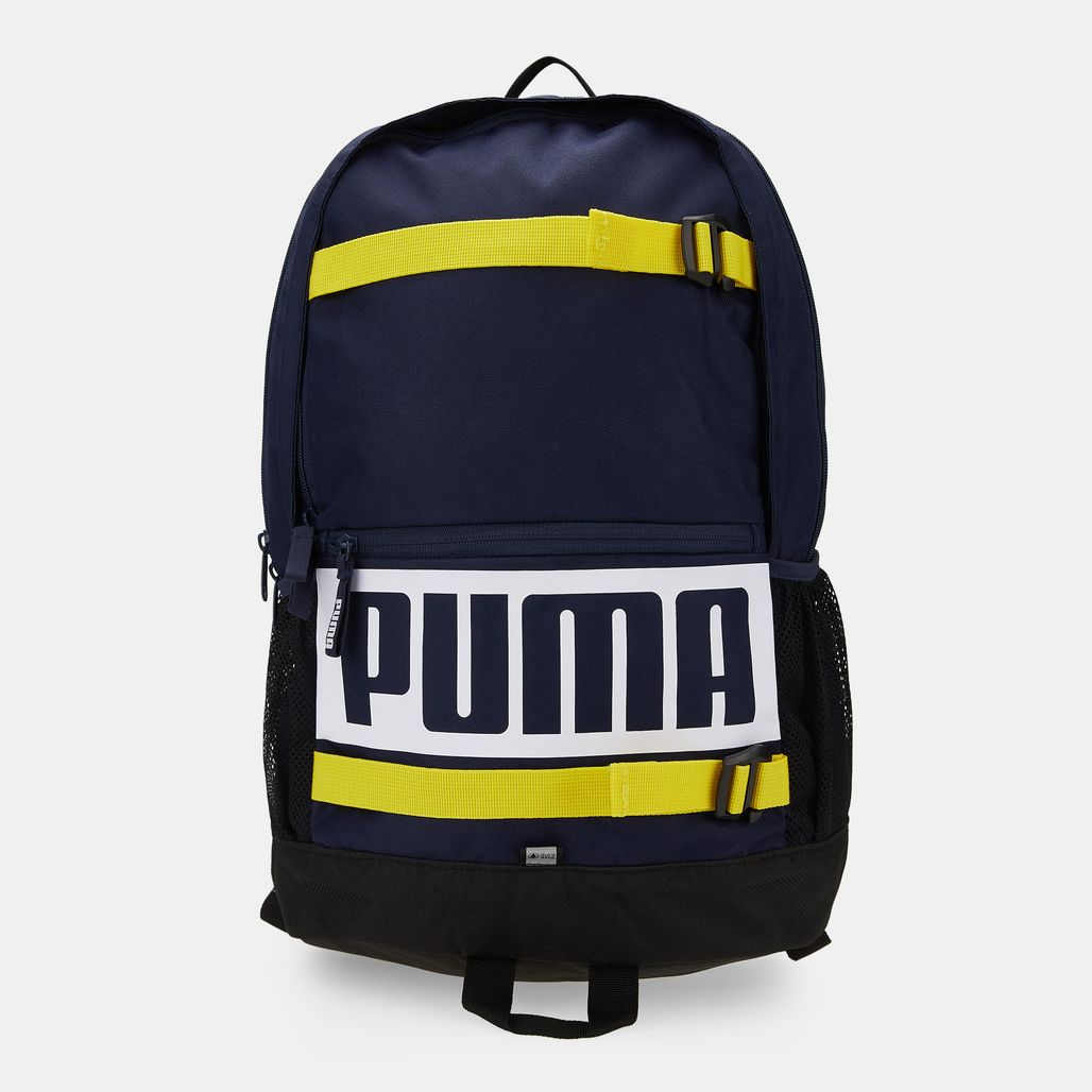 PUMA Men's Deck Backpack - Blue