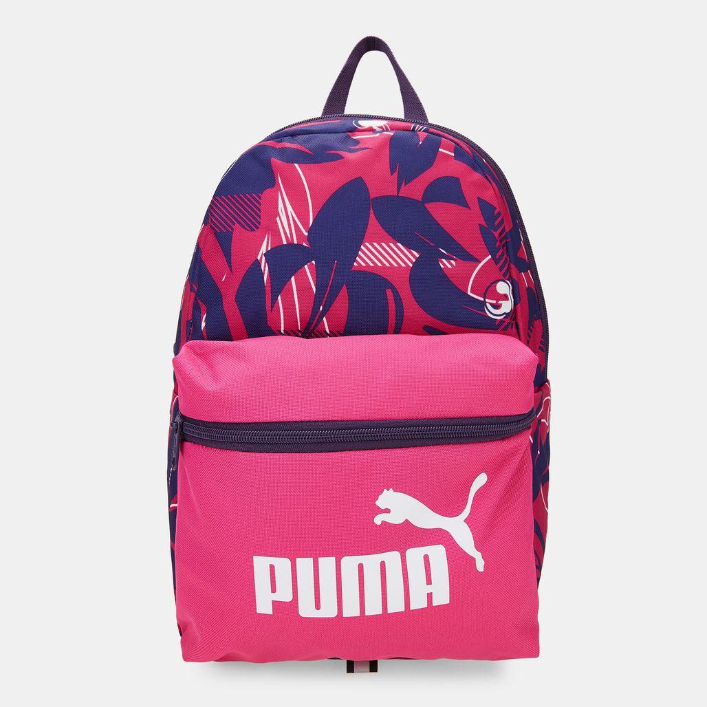 PUMA Kids' Phase Small Backpack - Purple