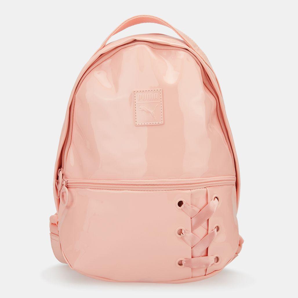 PUMA Women's Archive Crush Backpack - Pink