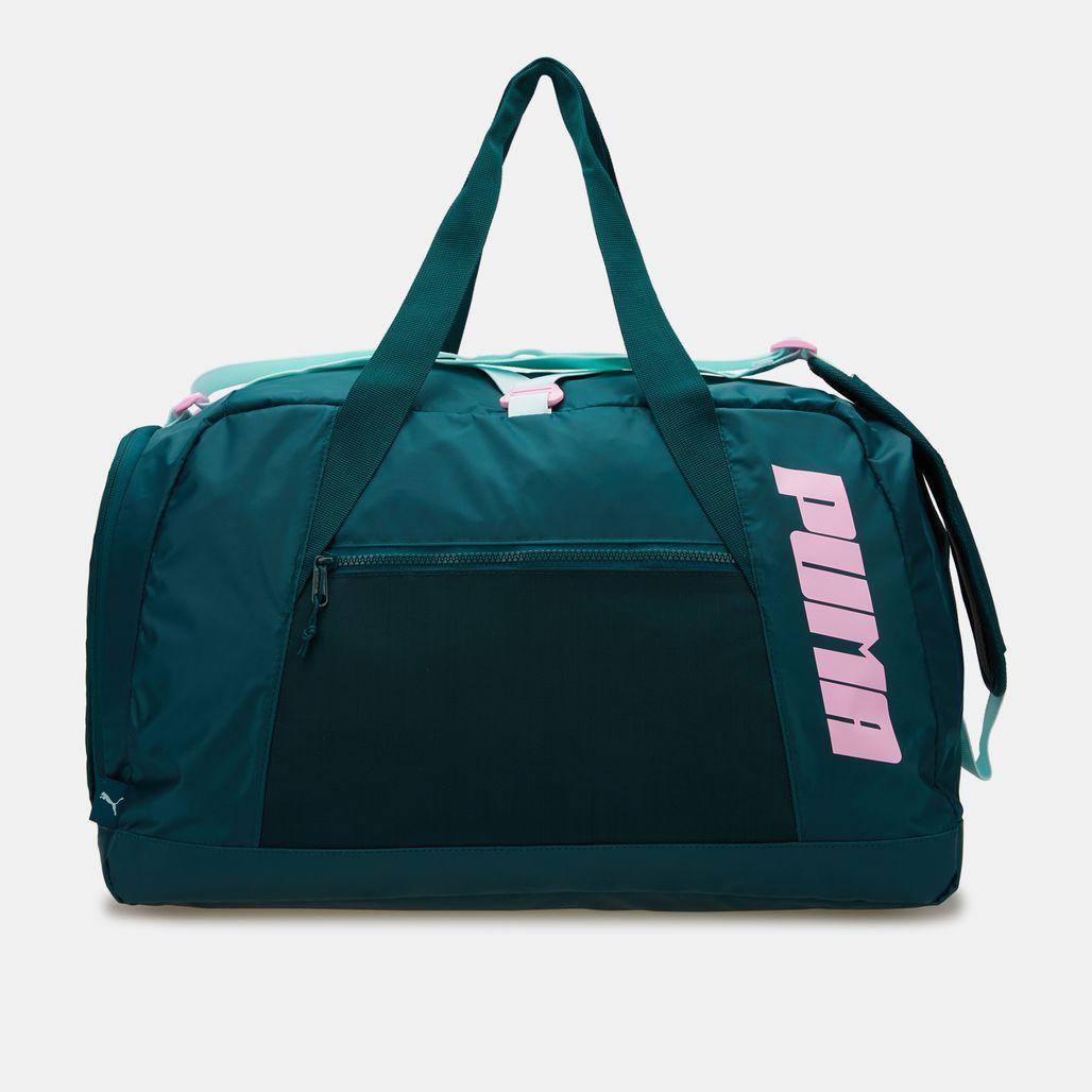PUMA Women's AT Duffle Bag - Green