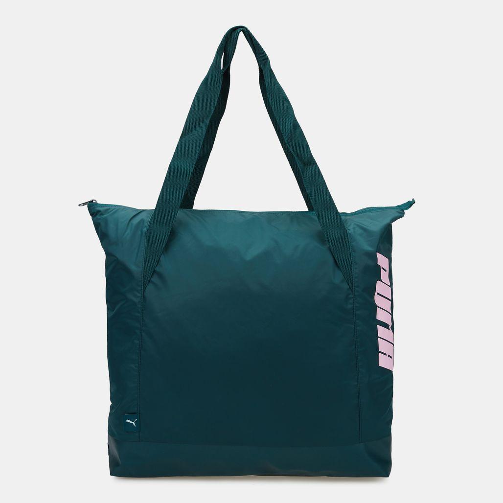 PUMA Women's AT Large Shopper Bag - Green