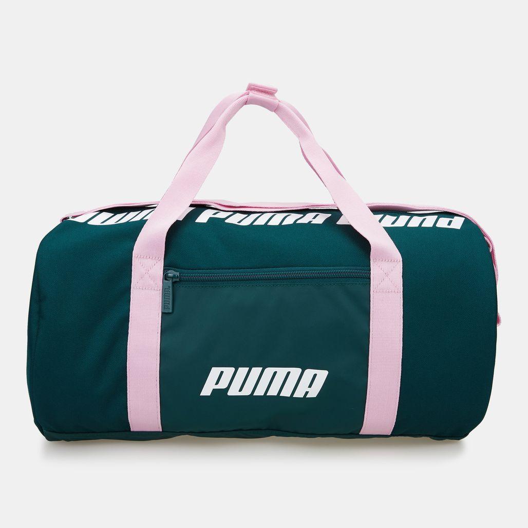 PUMA Women's Core Barrel Bag - Green