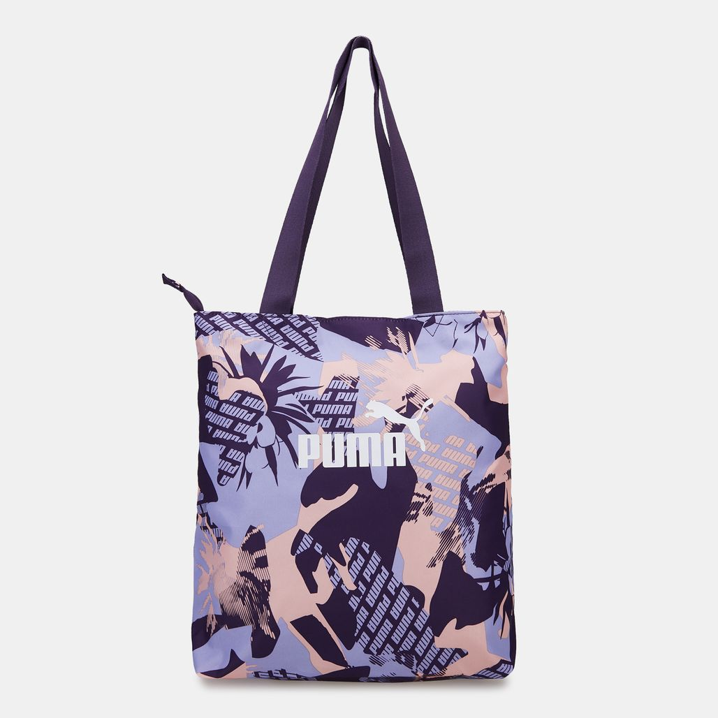 PUMA Women's Core Shopper Bag - Multi