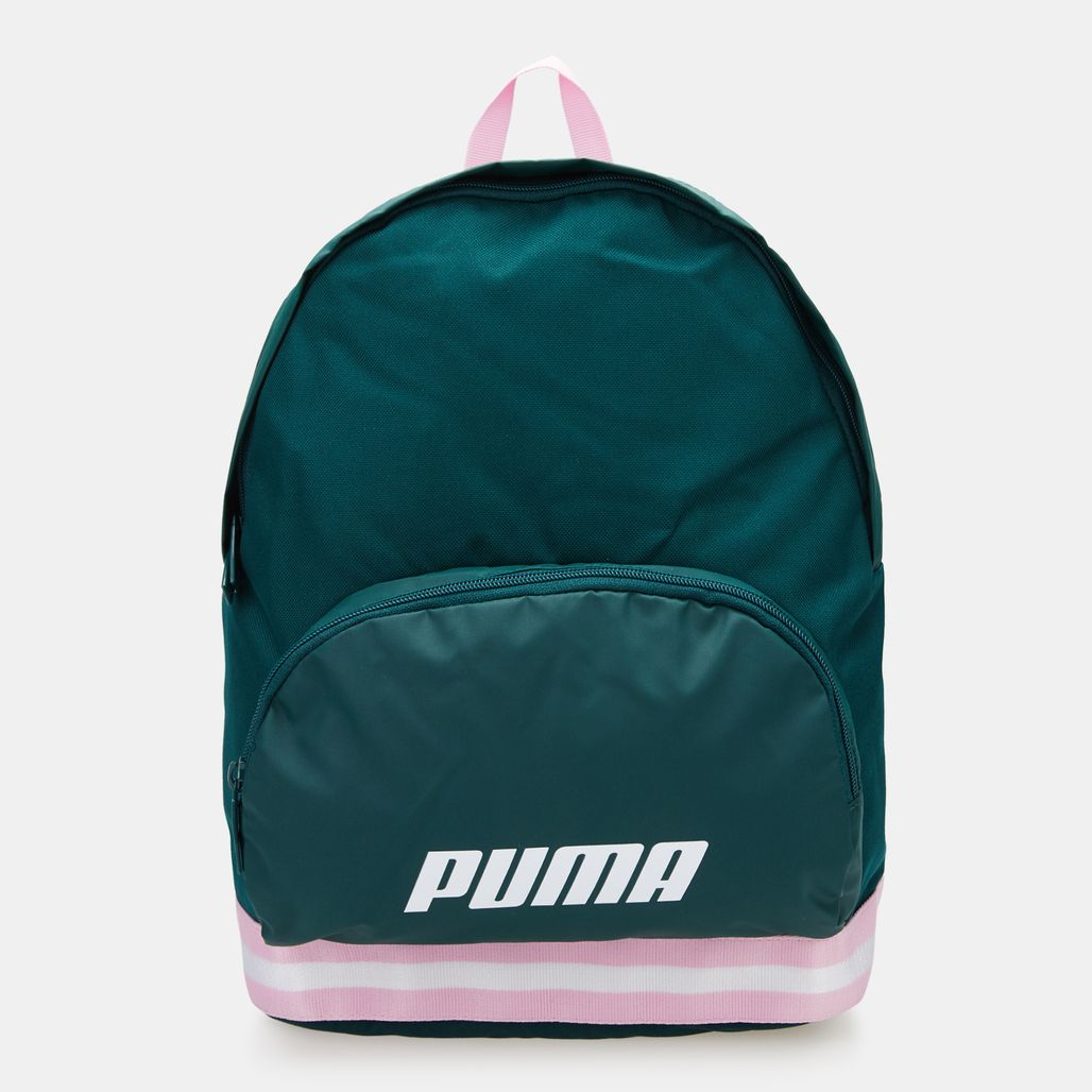 PUMA Women's Core Backpack - Green