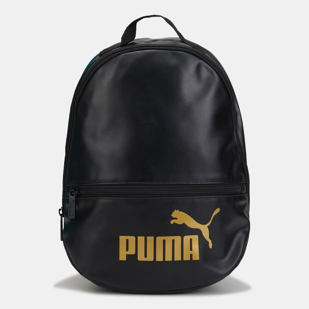 PUMA Women's Core Up Archive Backpack - Black