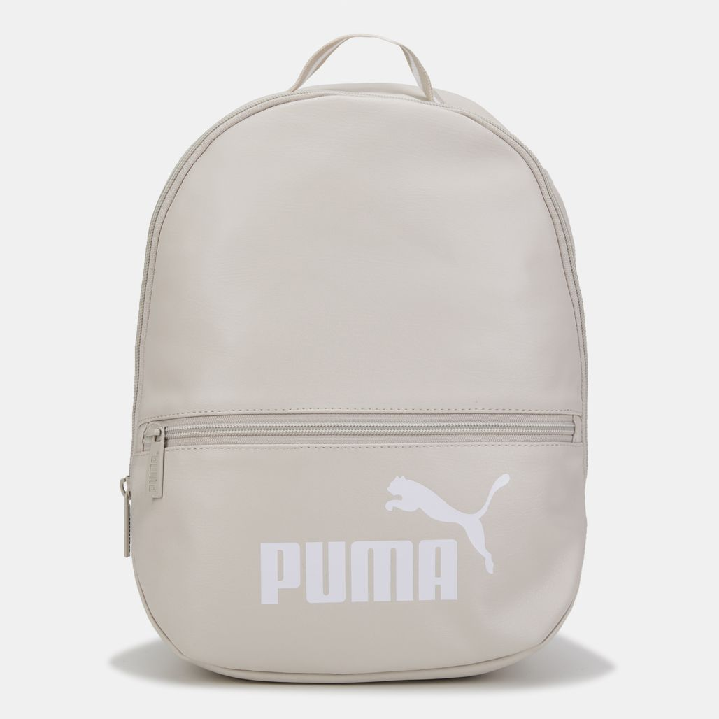 PUMA Women's Core Up Archive Backpack - Grey