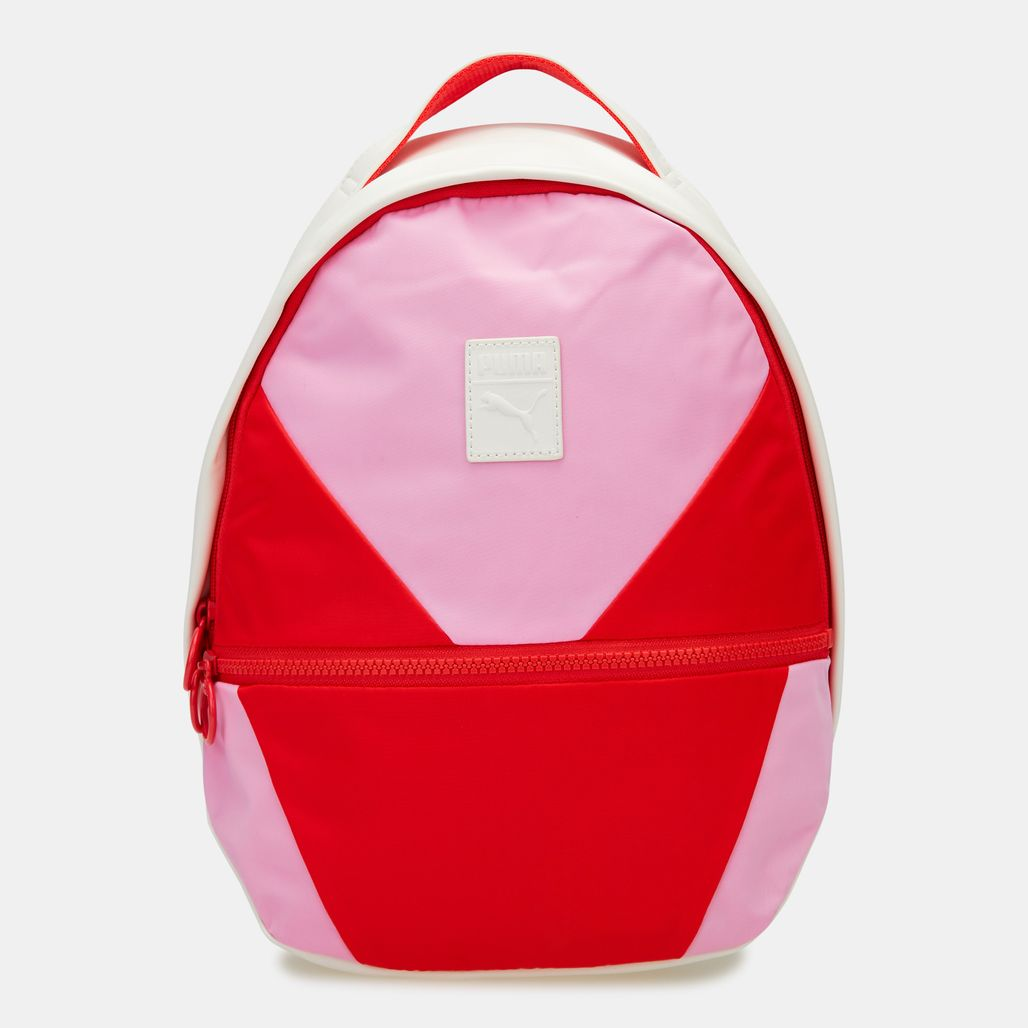 PUMA Women's Prime Time Archive Backpack - White