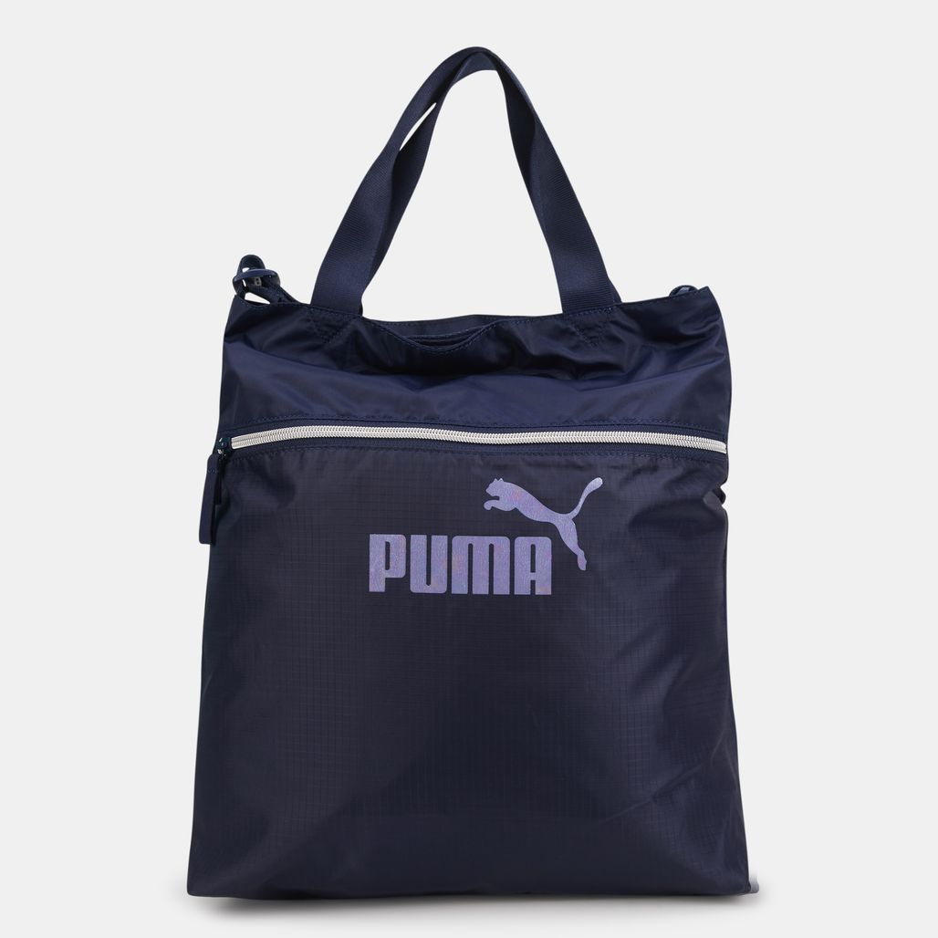 PUMA Women's Core Seasonal Shopper Bag - Multi