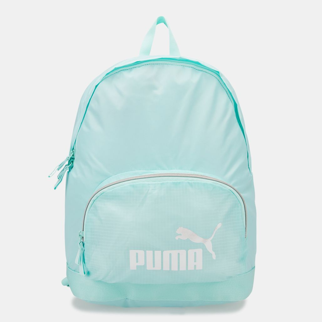 PUMA Women's Core Seasonal Backpack - Blue