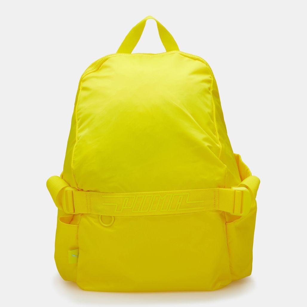 PUMA Women's Cosmic Backpack - Yellow