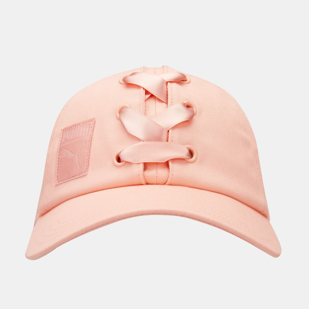 PUMA Women's Prime Crush Cap - Pink