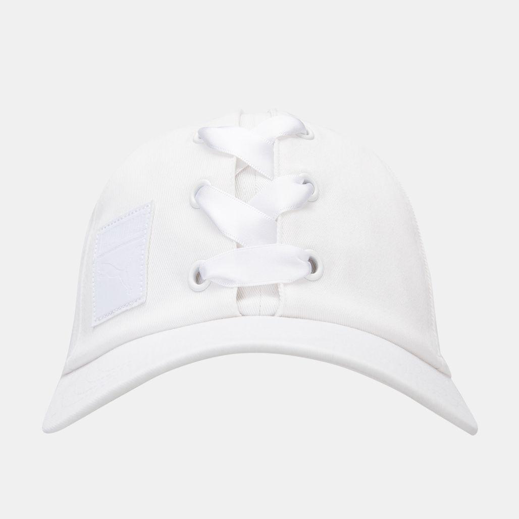 PUMA Women's Prime Crush Cap - White