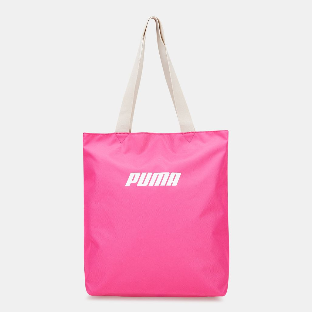 PUMA Women's Core Shopper Bag - Pink