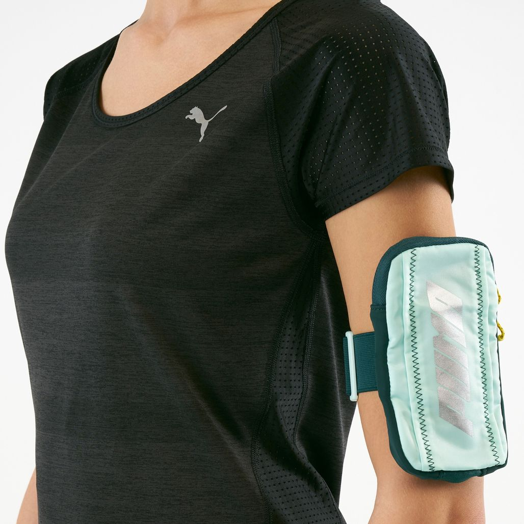 PUMA Women's Arm Pocket - Blue