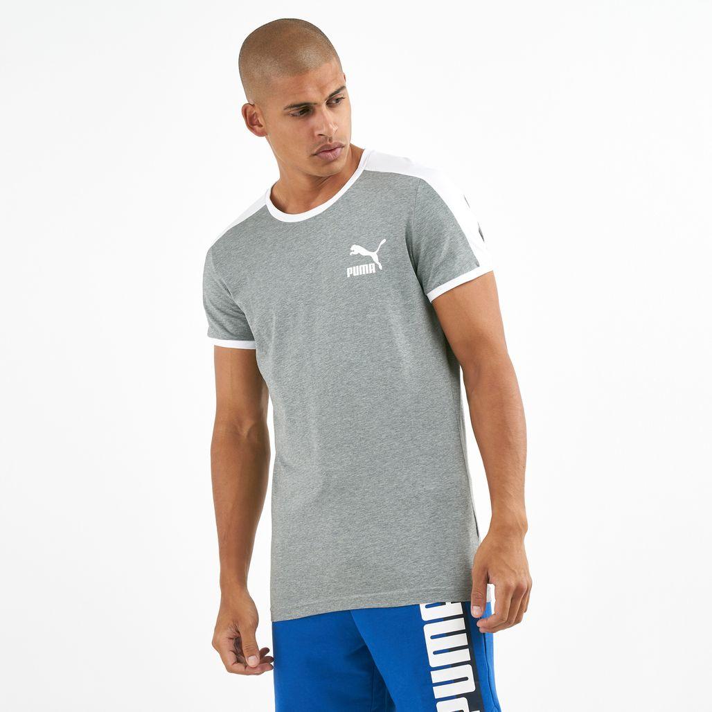 PUMA Men's Iconic T7 Slim T-Shirt