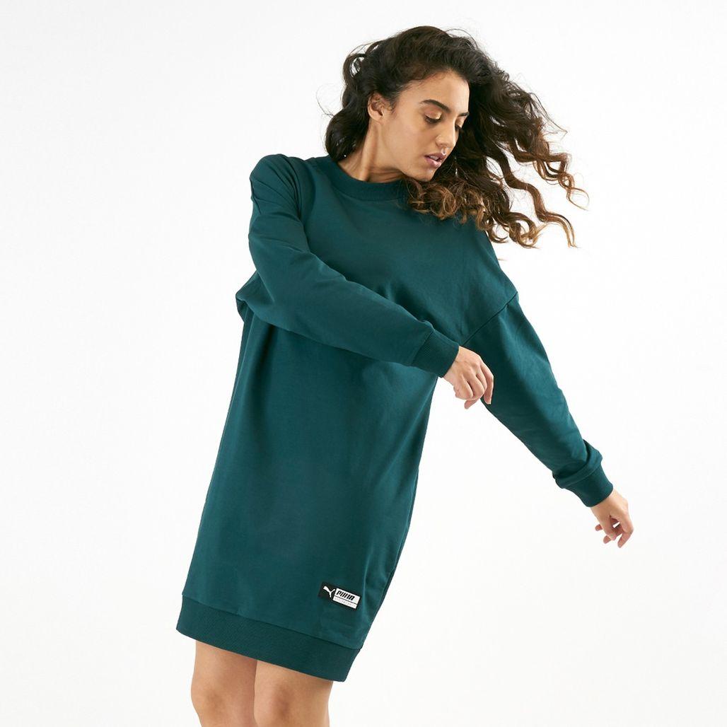 PUMA Women's TZ Long Sleeve T-Shirt