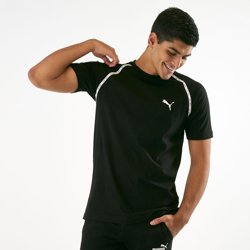 PUMA Men's Epoch Raglan T-Shirt