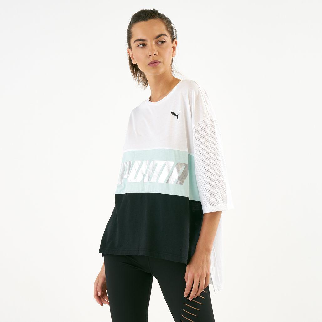 PUMA Women's Modern Sports Boyfriend T-Shirt