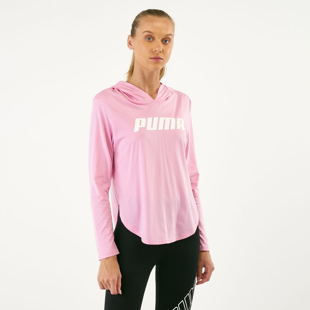 Puma Women's Modern Sports Cover-Up Hoodie