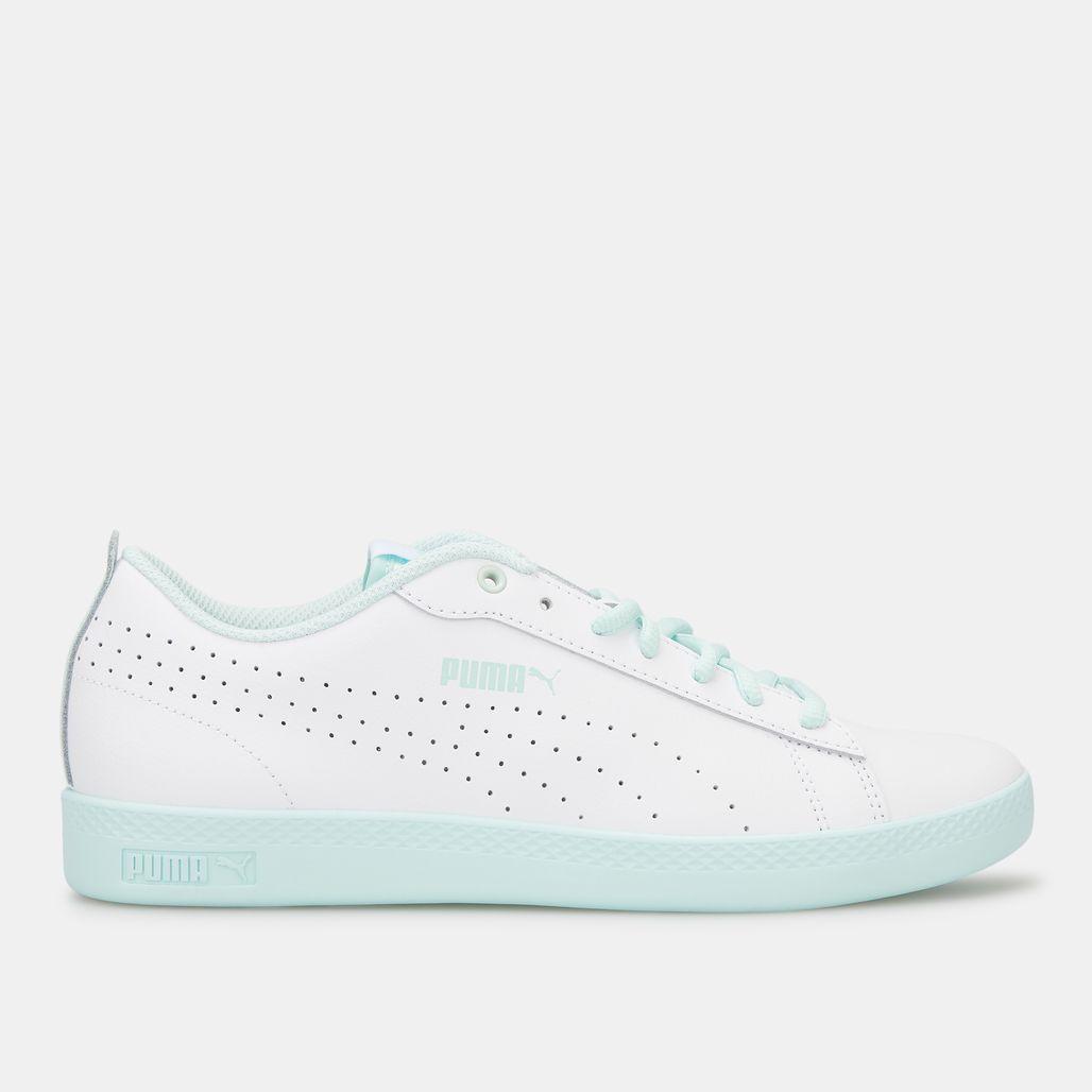 PUMA Women's Smash v2 L Perf Shoe