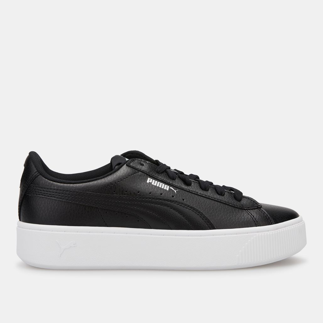 Puma Women's Vikky Stacked Shoe