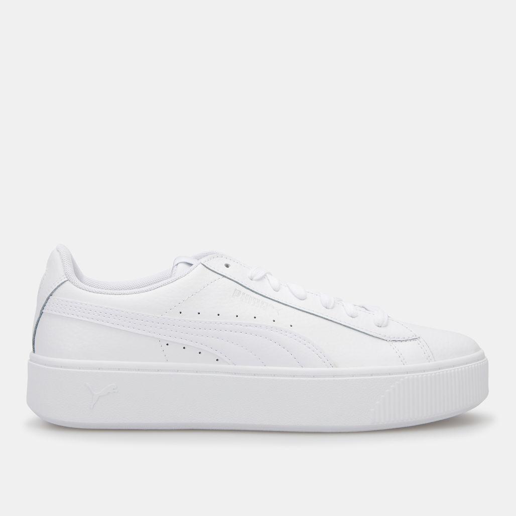 Puma Women's Vikky Stacked Shoe