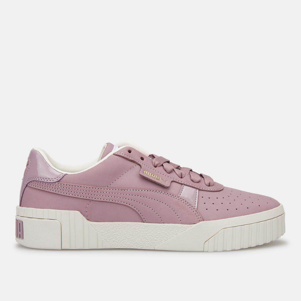 PUMA Women's Cali Nubuck Shoe