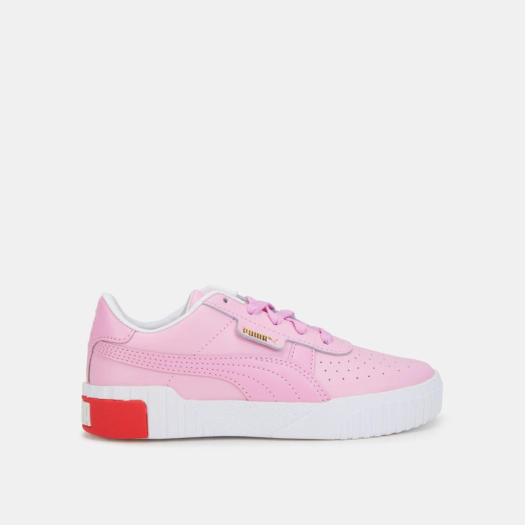 PUMA Kids' Cali PS Shoe (Younger Kids)