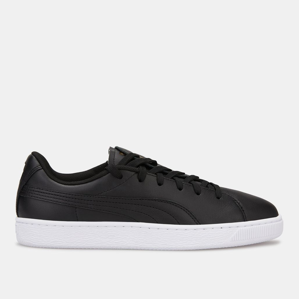 PUMA Women's Basket Crush Emboss Shoe