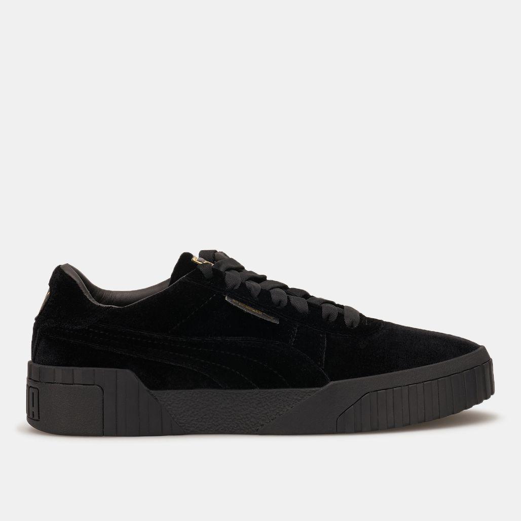 PUMA Women's Cali Velvet Shoe