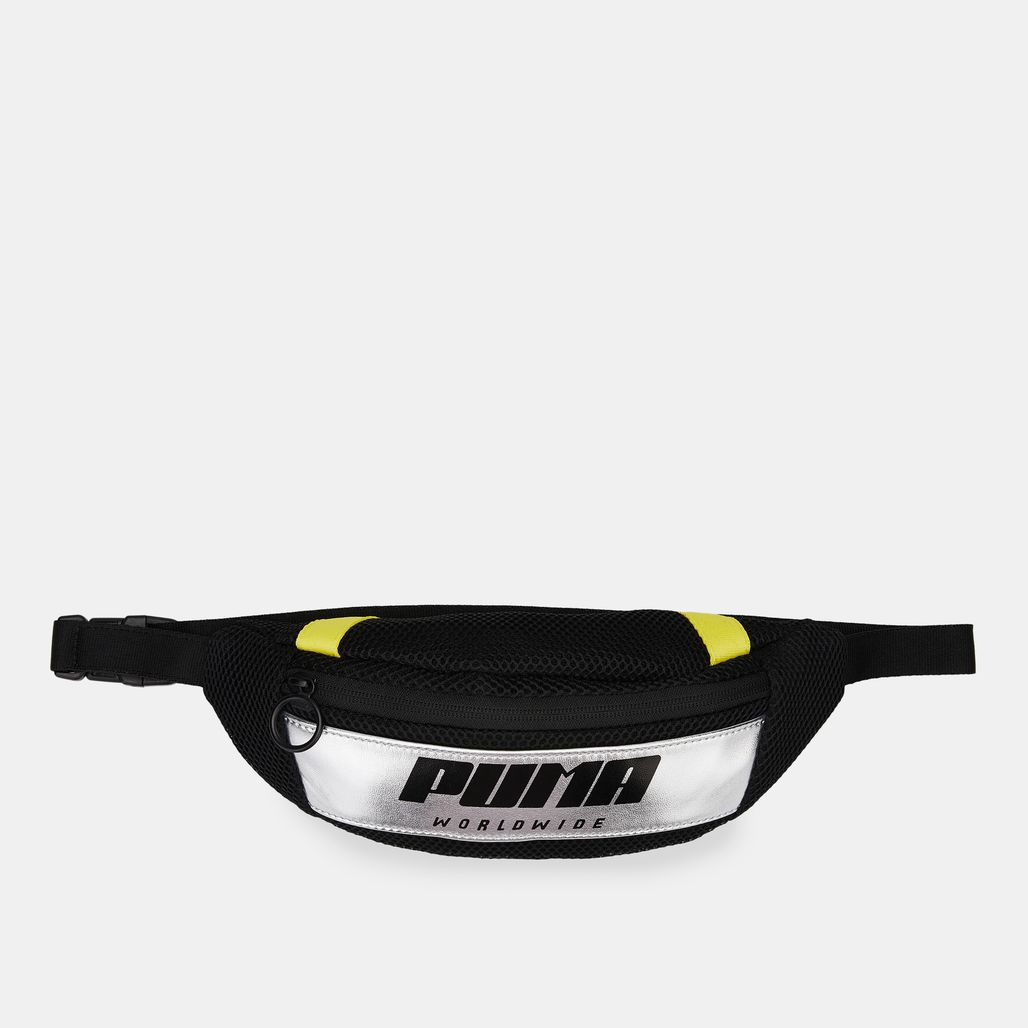 PUMA Women's Prime Street Waist Bag - Black