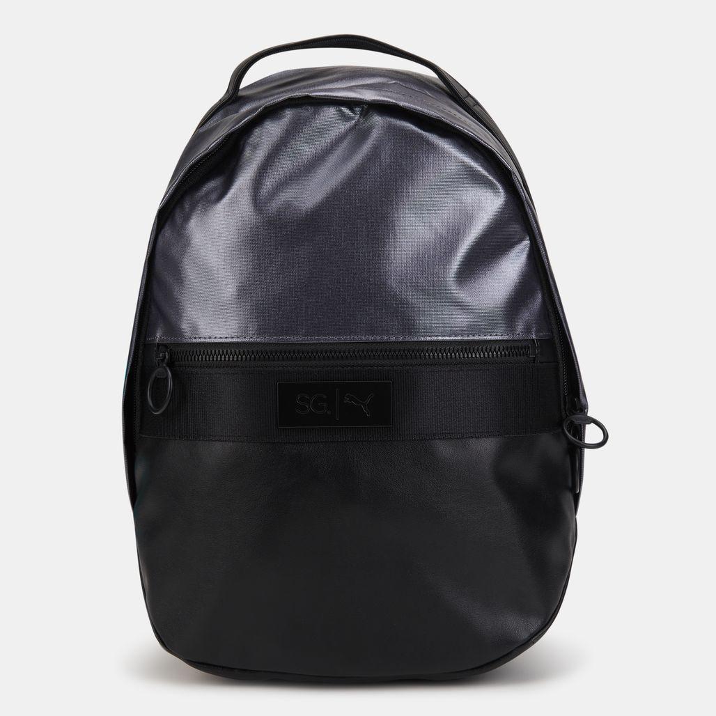 PUMA Women's x SG Style Backpack - Black