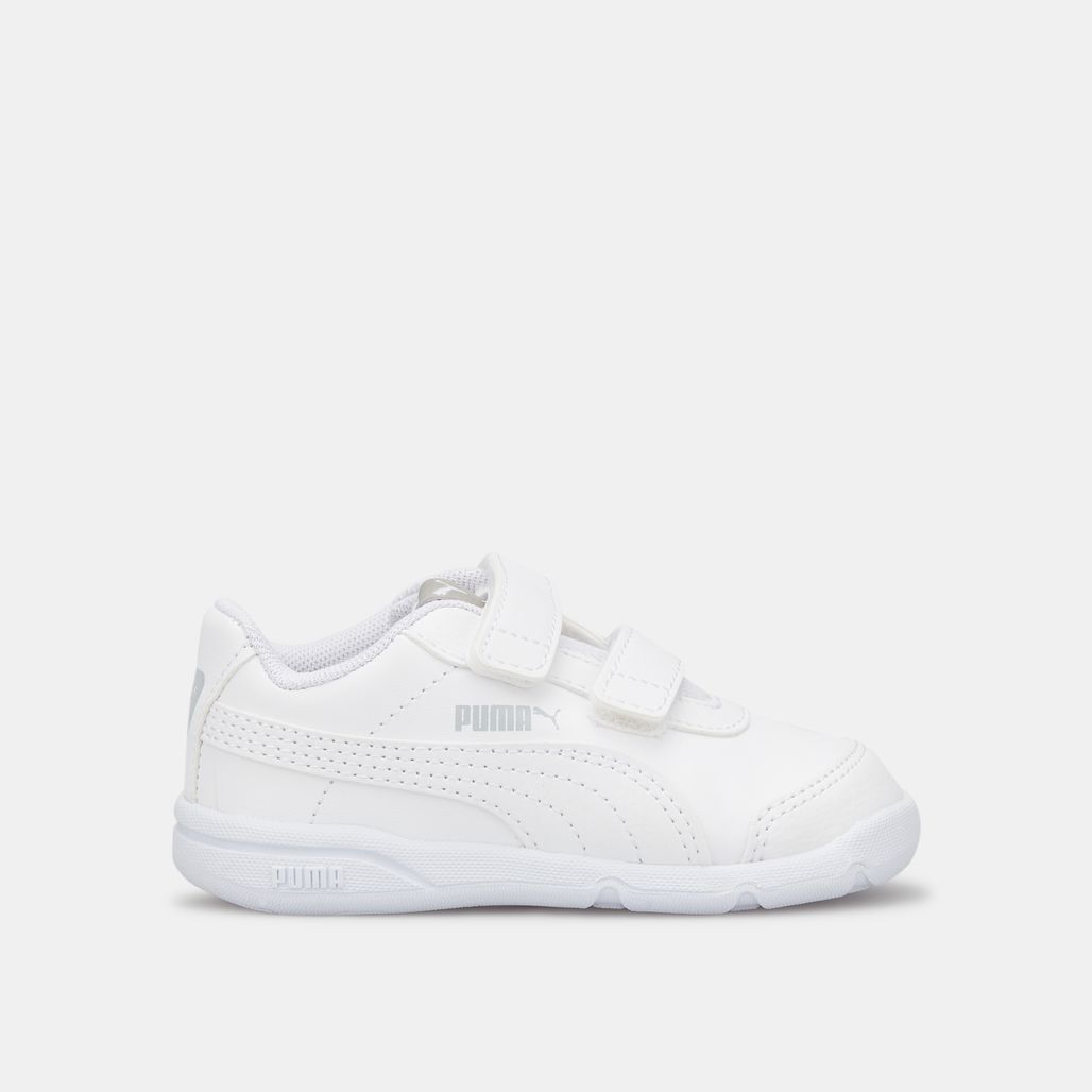 PUMA Kids' Stepfleex 2 Shoe (Baby and Toddler)
