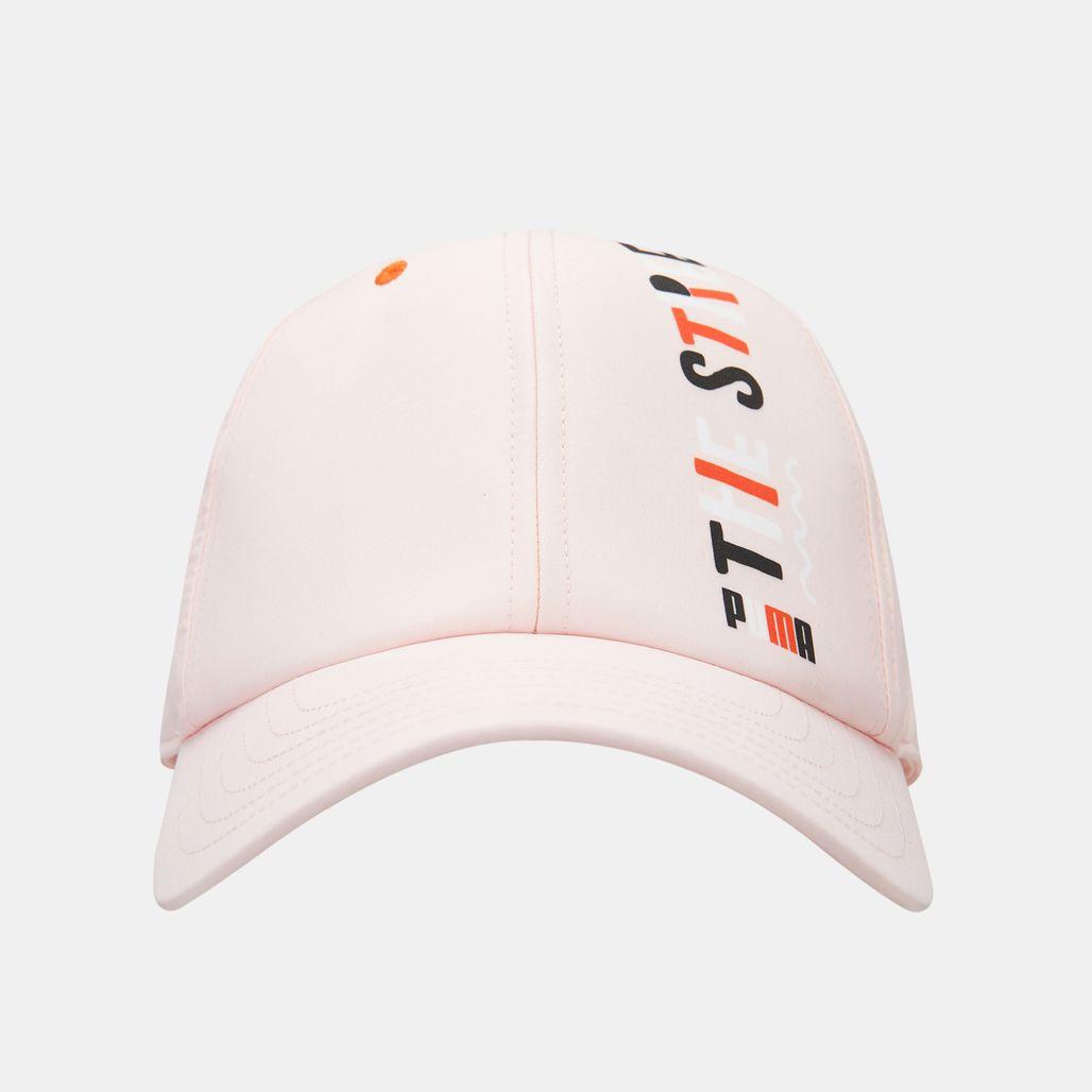 قبعة بوما × سيسامي بي بي من بوما للاطفال الكبار