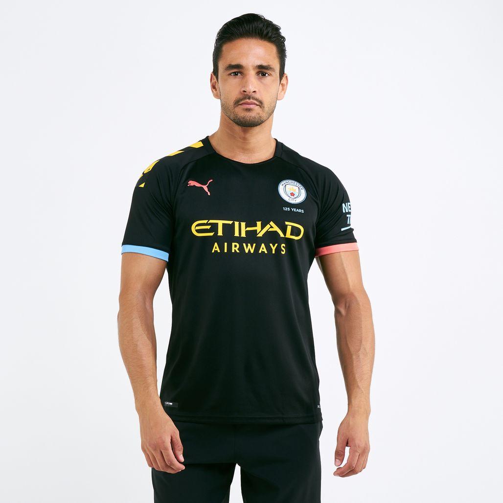 PUMA Men's Manchester City Away Replica Jersey - 2019/20