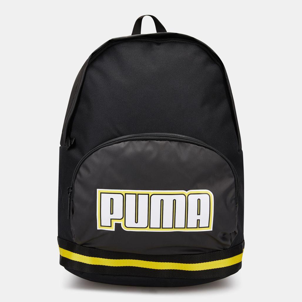 PUMA Women's Core Now Backpack - Black