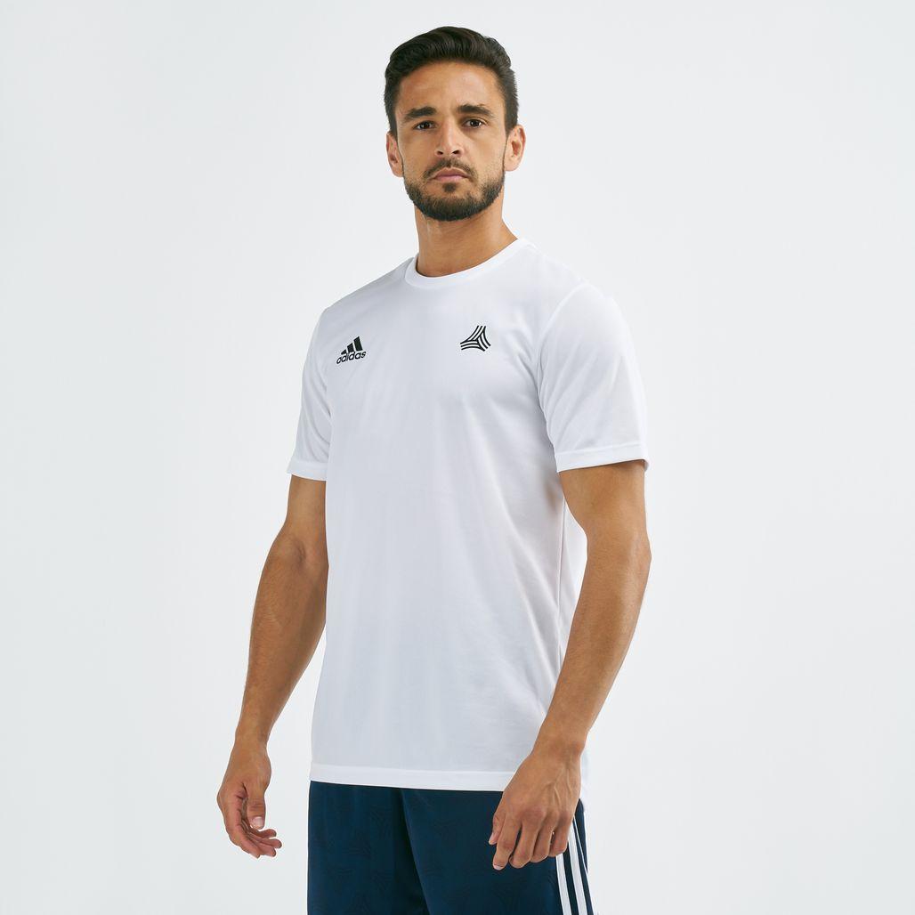 adidas Men's Tan Training Jersey