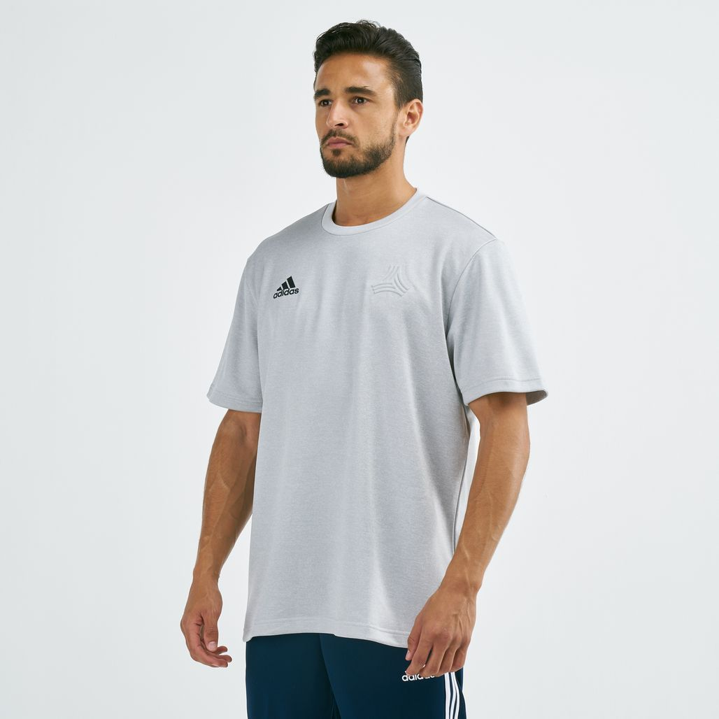 adidas Men's Virtuso Pack Tango Melange Football Jersey