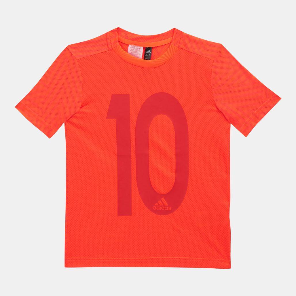 adidas Kids' Messi Icon Football Jersey (Older Kids)