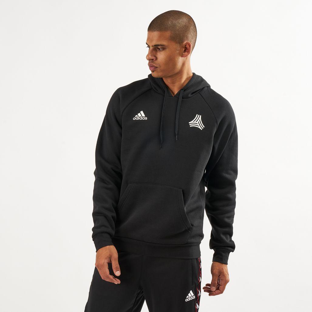 adidas Men's Graphic Tango Hooded Sweatshirt