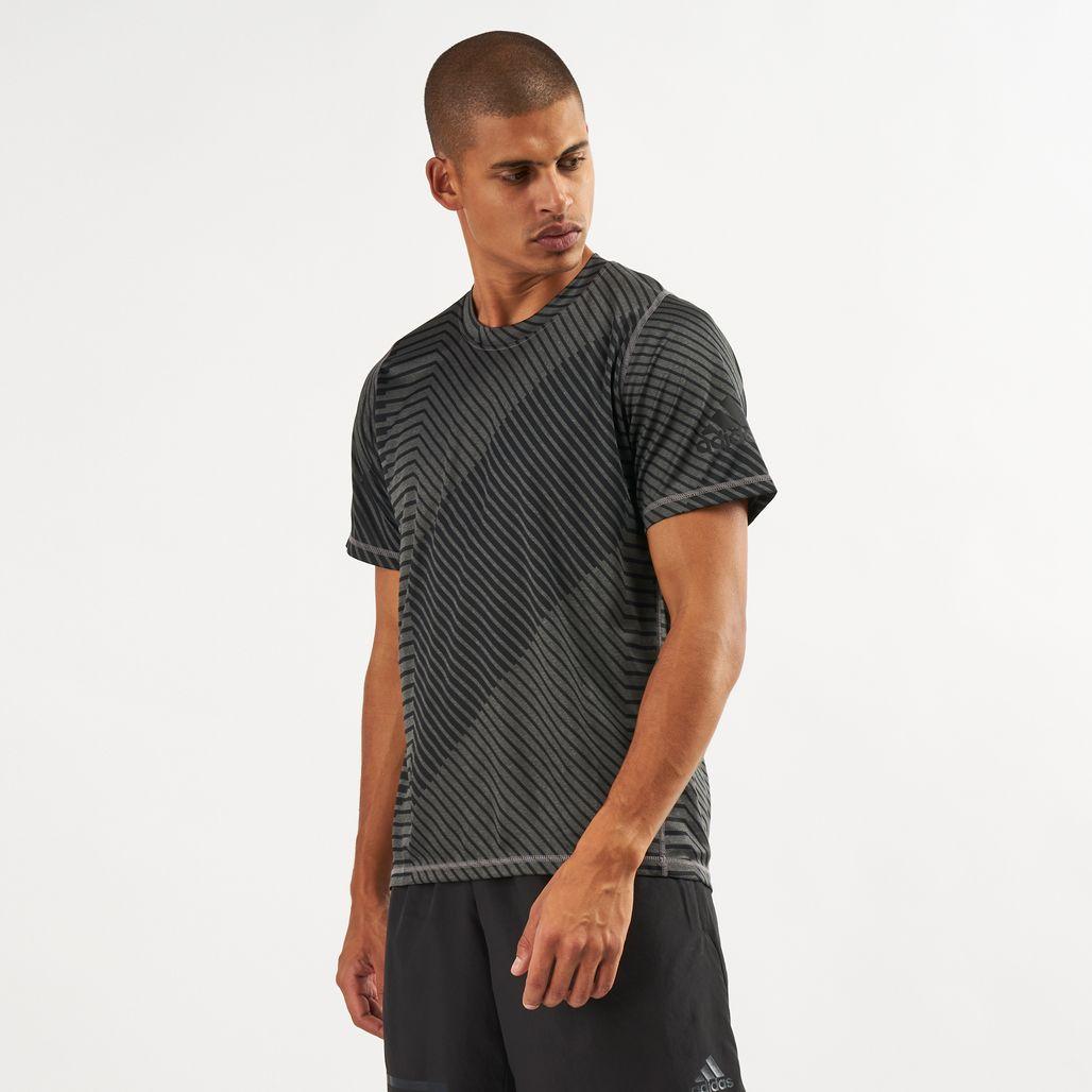 adidas Men's FreeLift Sport Heather T-Shirt