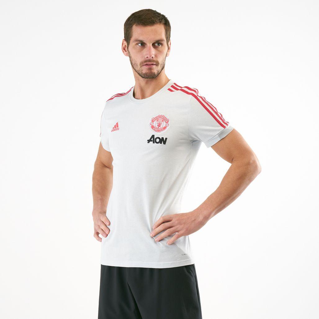 adidas Men's Manchester United Football T-Shirt