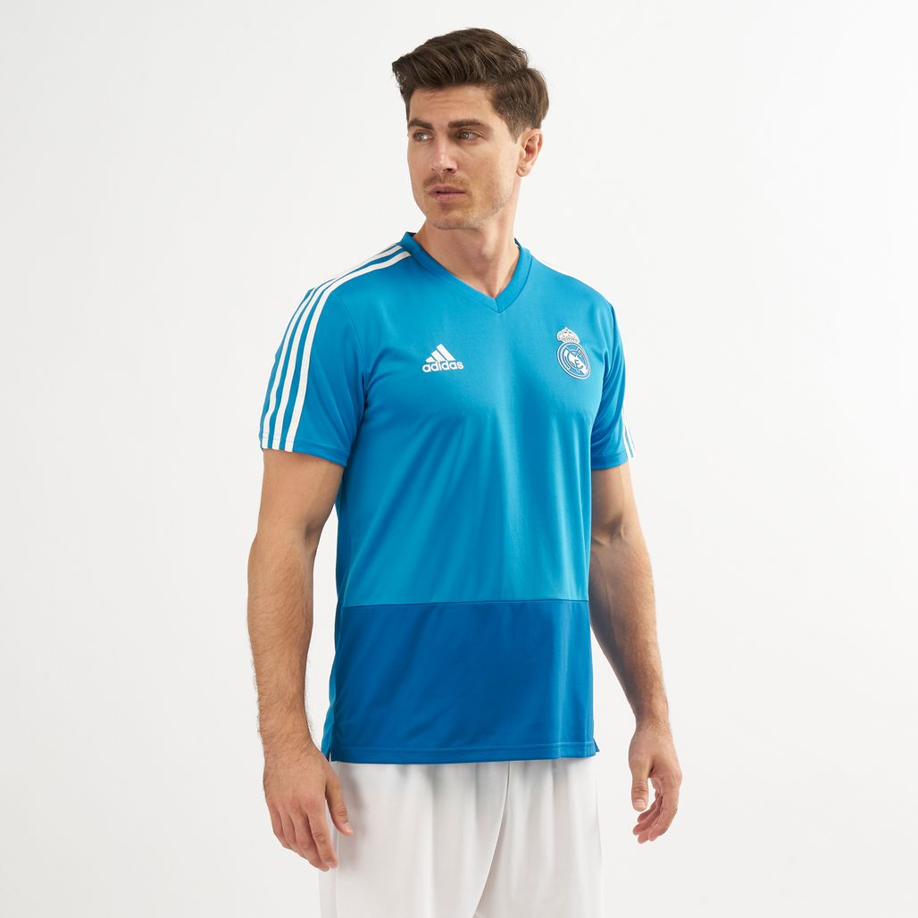 adidas Men's Real Madrid Training Jersey