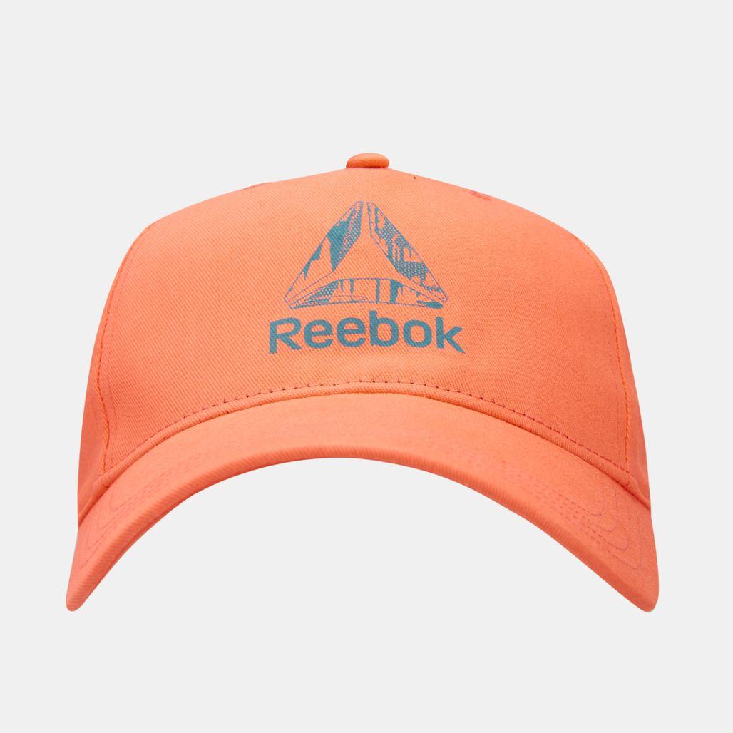 Reebok Kids' U Logo Cap (Younger Kids) - Pink