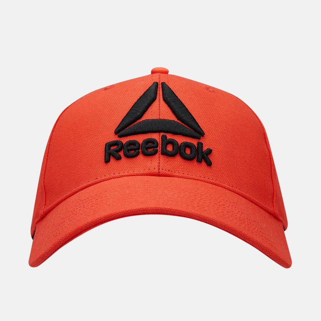 Reebok Active Enhanced Baseball Training Cap - Red