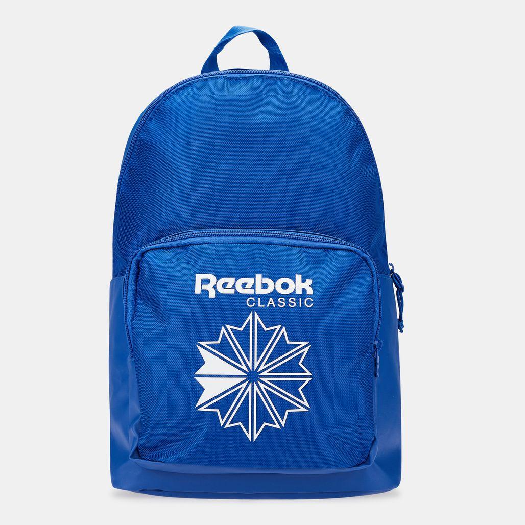 حقيبة الظهر كلاسيك كور من ريبوك - أزرق